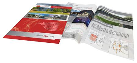 Brandschutz Prospektmappe